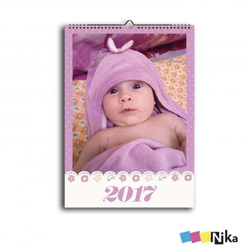 календарь перекидной настенный