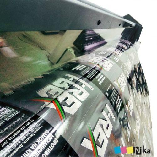 Печать на интерьерном принтере