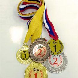 Медали металл призы сублимация лазерная гравировка