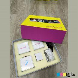 коробка с цветной печатью 1