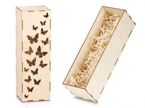 Упаковка из дерева