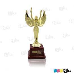 Фигура золото Победа жен