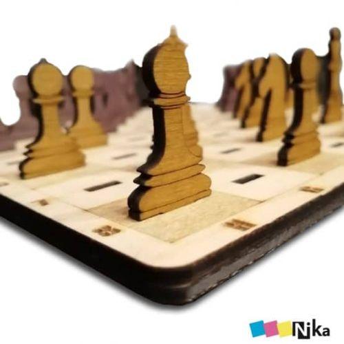 шахматы из фанеры 3