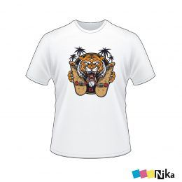 Принт на футболку 11