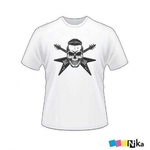 Принт на футболку 3