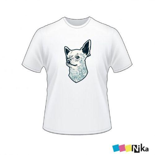 Принт на футболку 6