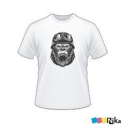 Принт на футболку 7