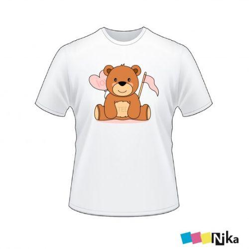 Принт на футболку 8