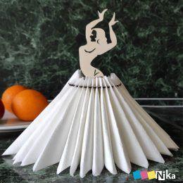 салфетница танцовщица 1