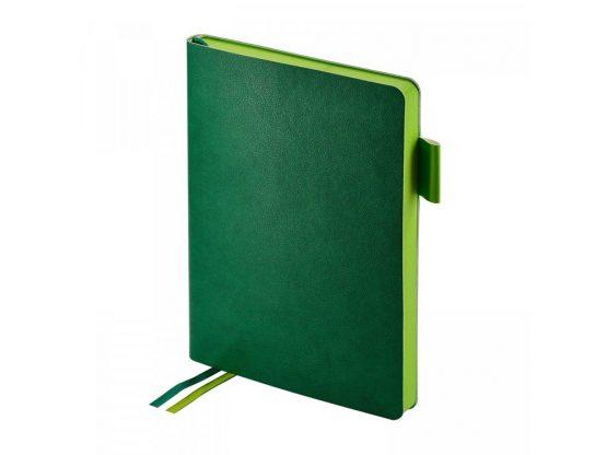 Ежедневник недатированный А5 «Boston» зеленый
