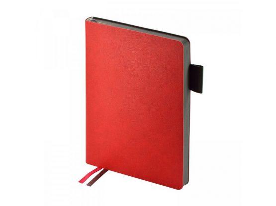 Ежедневник недатированный А5 «Boston» красный
