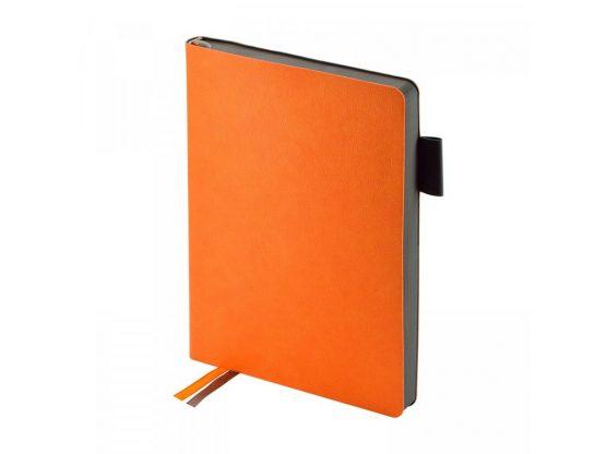 Ежедневник недатированный А5 «Boston» оранжевый