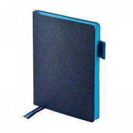 Ежедневник недатированный А5 «Boston» синий
