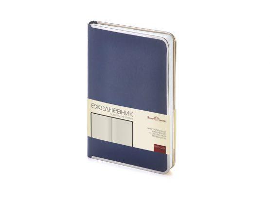 Ежедневник недатированный А5 «Chelsea» синий