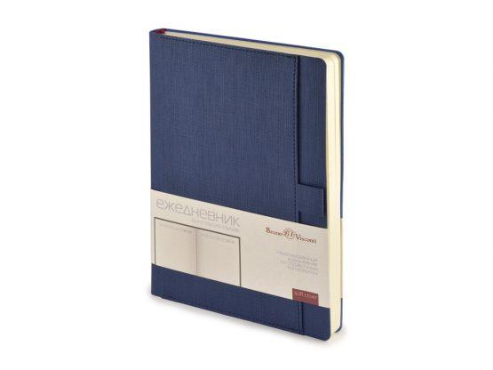 Ежедневник недатированный А5 «Marseille» синий