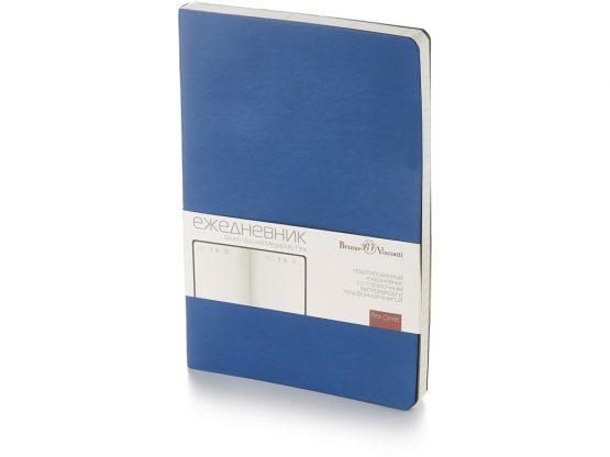 Ежедневник недатированный А5 «Megapolis Flex» синий