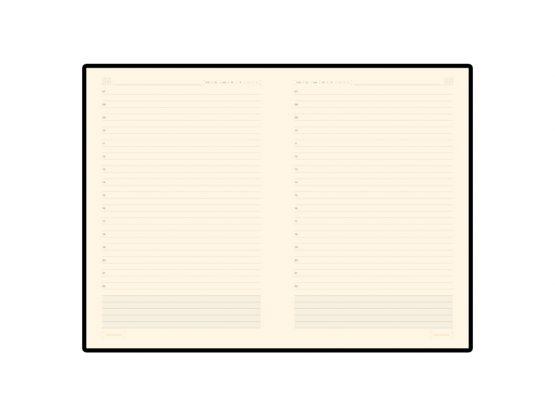 Ежедневник недатированный А5 «Primavera» внутренний блок