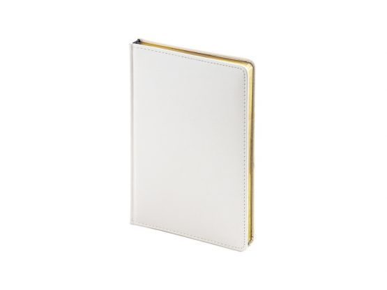 Ежедневник недатированный А5 «Sidney Nebraska» белый