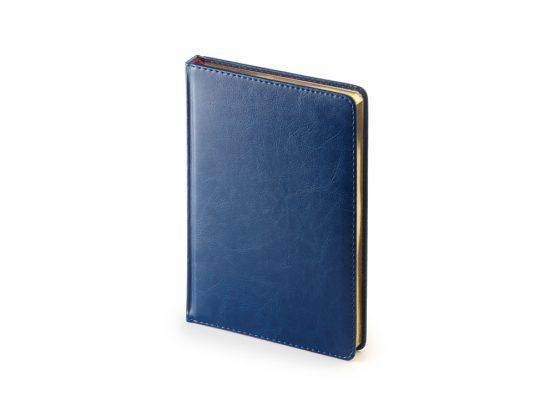 Ежедневник недатированный А5 «Sidney Nebraska» синий