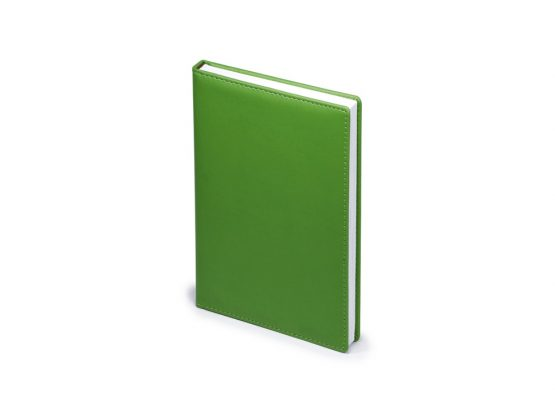 Ежедневник недатированный А5 «Velvet» зеленый