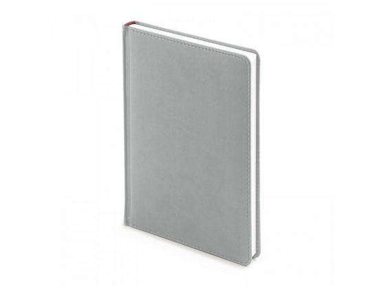 Ежедневник недатированный А5 «Velvet» серый